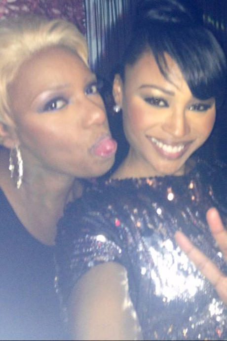 "Is Cynthia Bailey ""Crunk"" When She's With NeNe Leakes? She Says… (VIDEO)"