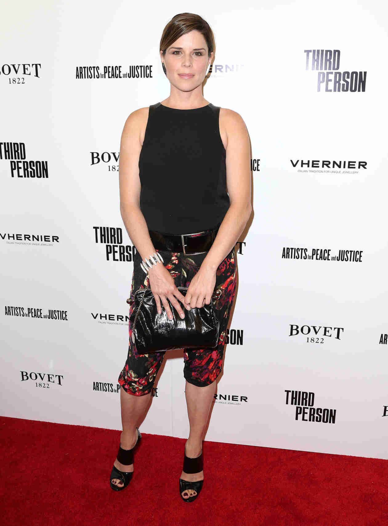 Neve Campbell Is NOT Pregnant With Second Child, Says Her Rep (UPDATE)