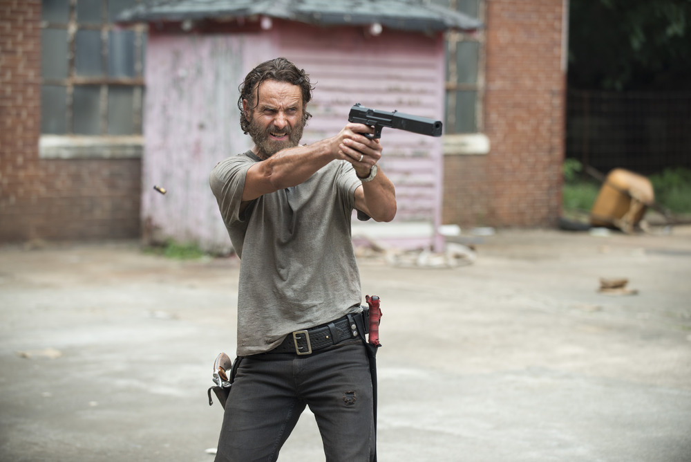 The Walking Dead Season 5, Episode 7: [SPOILERS] Die!