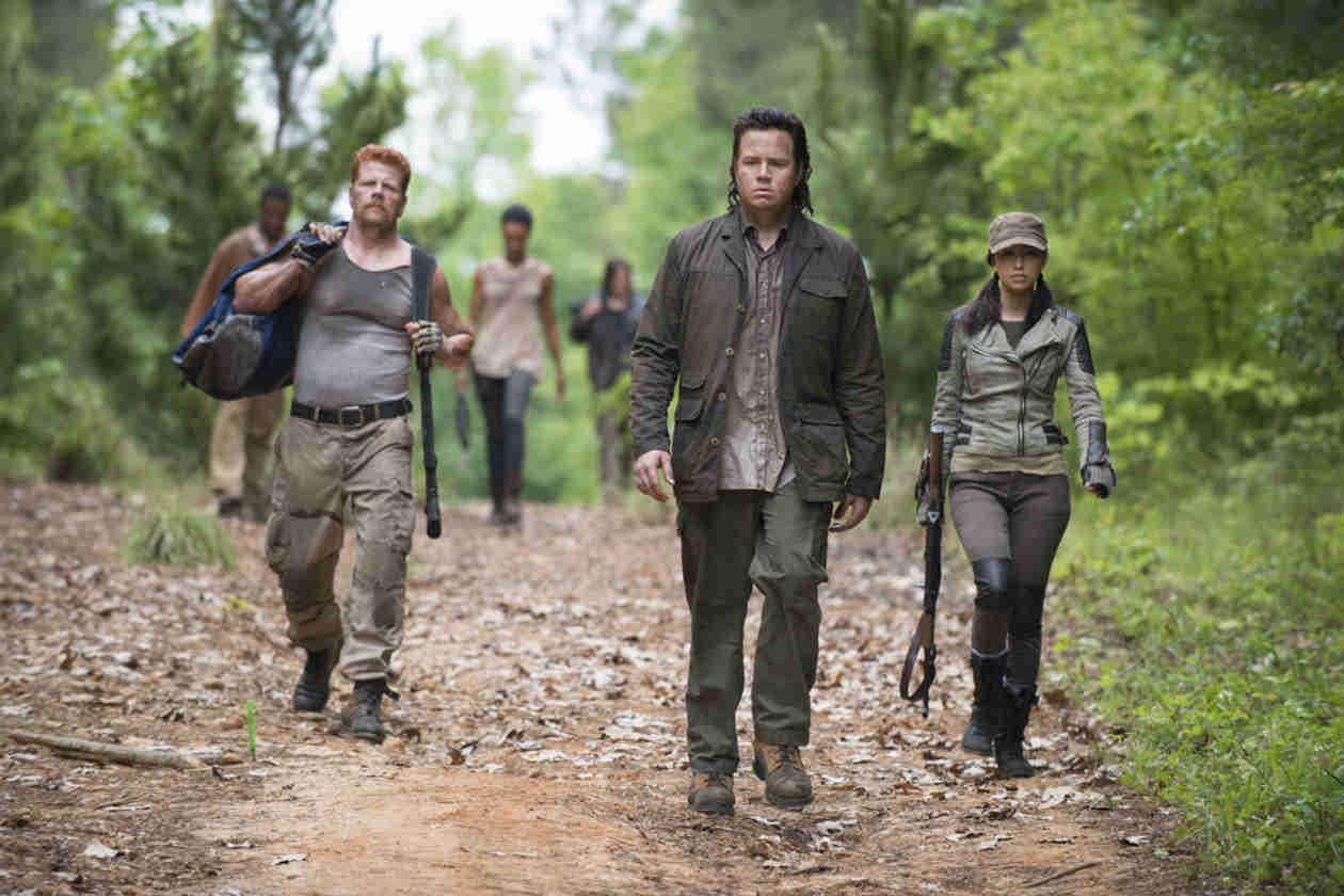 Josh McDermitt: I Loved That Eugene Watched Abraham and Rosita Have Sex!