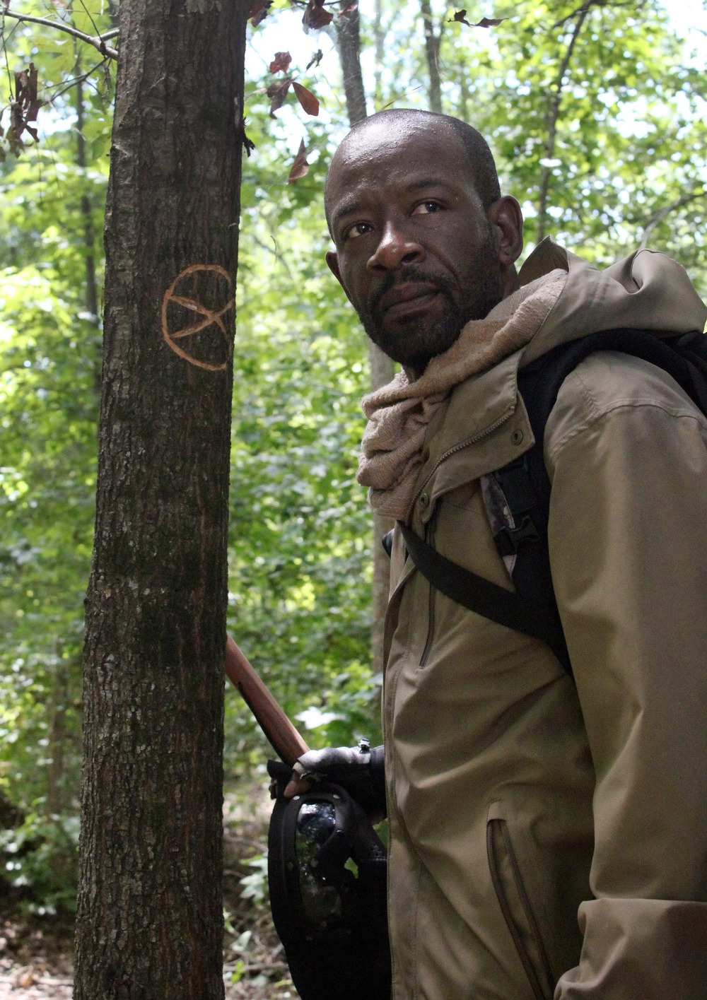 The Walking Dead Season 5: Will Morgan Jones Reunite With Rick Grimes?