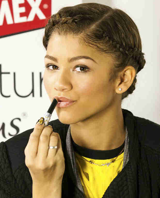 """Zendaya Spills on Relationship With """"Big Brother"""" Val Chmerkovskiy and Returning to DWTS — Exclusive"""