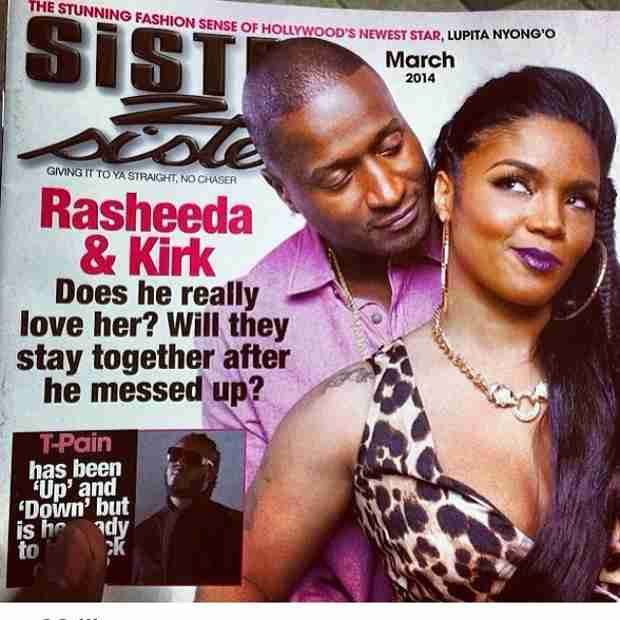 "Rasheeda Frost and Husband Kirk Are ""Working"" on Their Marriage"