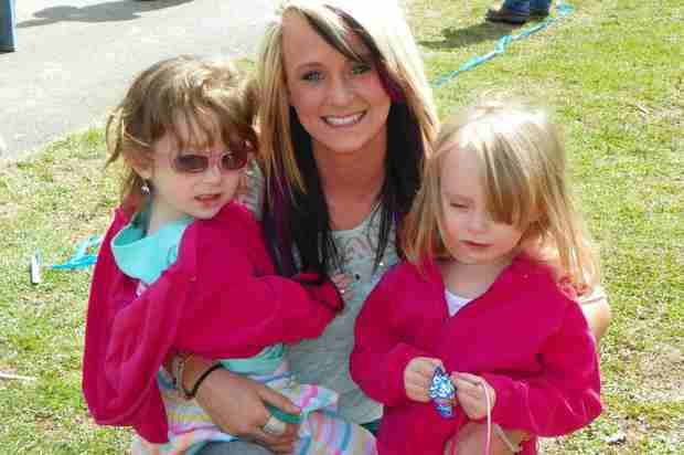 Leah Messer's Daughter Aliannah Learns to Run After Muscular Dystrophy Diagnosis