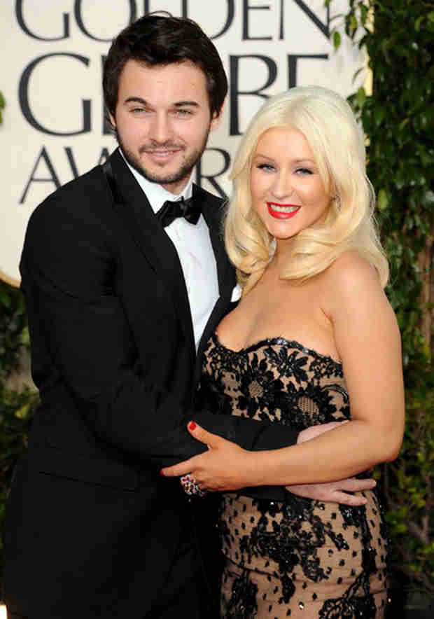 """Christina Aguilera Pregnancy """"Wasn't Expected, But Also Wasn't Unwelcome"""""""