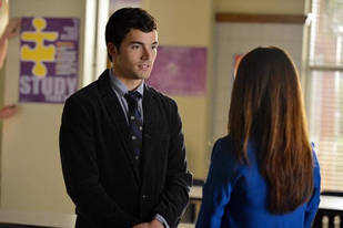 4 Reasons We Don't Buy Ezra's Book Story on Pretty Little Liars