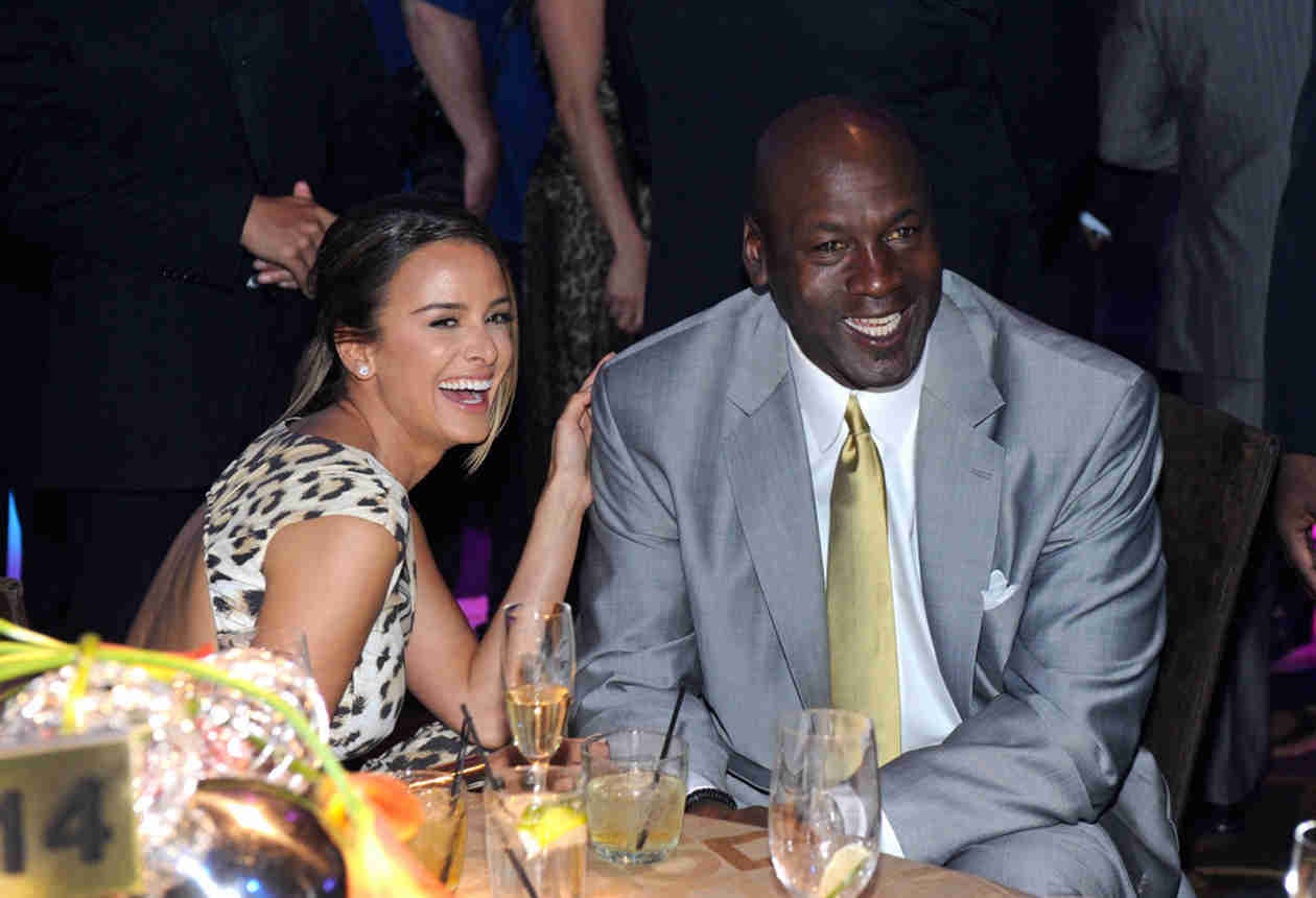 Michael Jordan and Wife Yvette Prieto Welcome Identical Twin Girls!