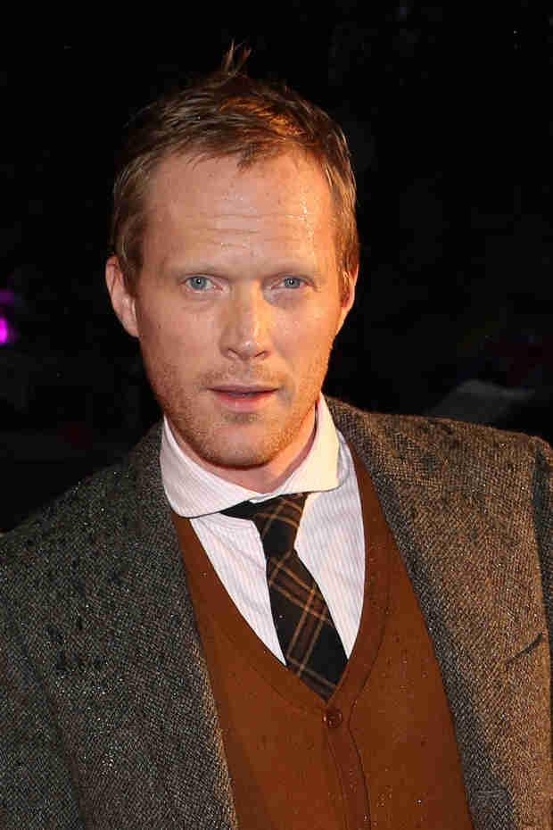 Avengers: Age of Ultron — Paul Bettany Cast as The Vision… and J.A.R.V.I.S.?