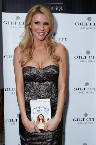 Brandi Glanville Owes Eddie Cibrian Over $100K But Can't Pay Him Back