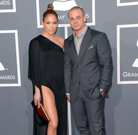 "Jennifer Lopez's Boyfriend Casper Smart: I'm ""Buddies"" With Marc Anthony"