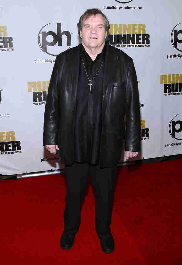 Meat Loaf Wanted to Do Dancing With the Stars, But His Wife Wouldn't Let Him
