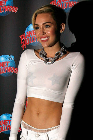 Miley Cyrus Responds to Prom Invitation From Naked 17-Year-Old (VIDEO)