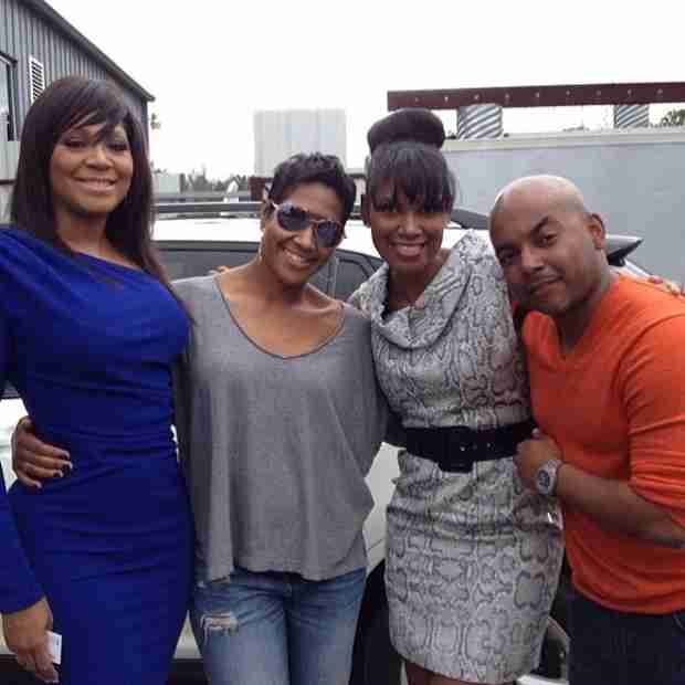 Is Trina Braxton Heading to the Big Screen With a New Movie? (PHOTOS)
