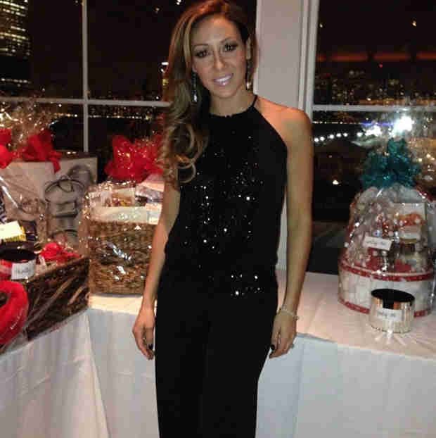 Melissa Gorga Rocks Sparkly Jumpsuit  — Love It or Leave It?