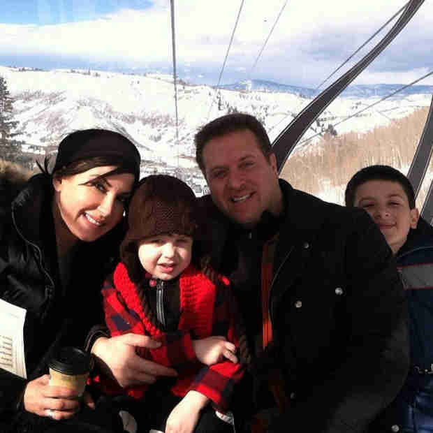 Jacqueline Laurita Takes Her Boys Skiing — Who Loved It and Who Hated It?