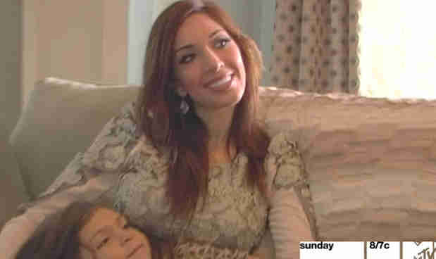 Farrah Abraham Wishes Her MTV Special Had Included Footage of Her at Church — Exclusive