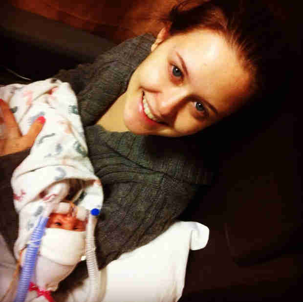 First Photo of MTV Reality Star Mimi and Her Daughter — Baby Health Update!