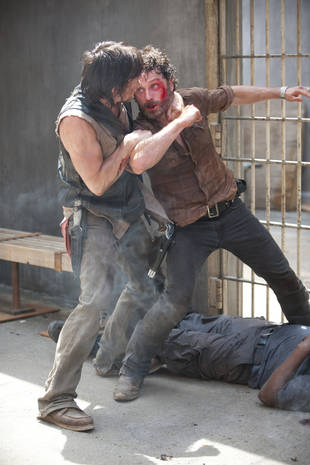 "The Walking Dead Season 4: Daryl ""Not Happy"" That Rick Banished Carol — Will We Get a Resolution?"