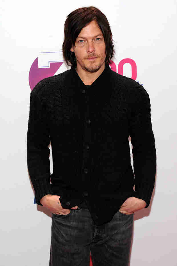 The Walking Dead's Norman Reedus Has Some Advice For Justin Bieber (VIDEO)