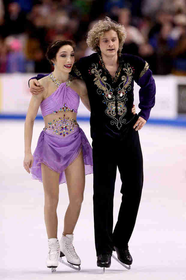 Would Olympians Meryl Davis and Charlie White Do Dancing With the Stars?