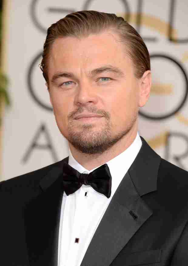 "Leonardo DiCaprio Says He'll Marry ""When the Time Is Right"""