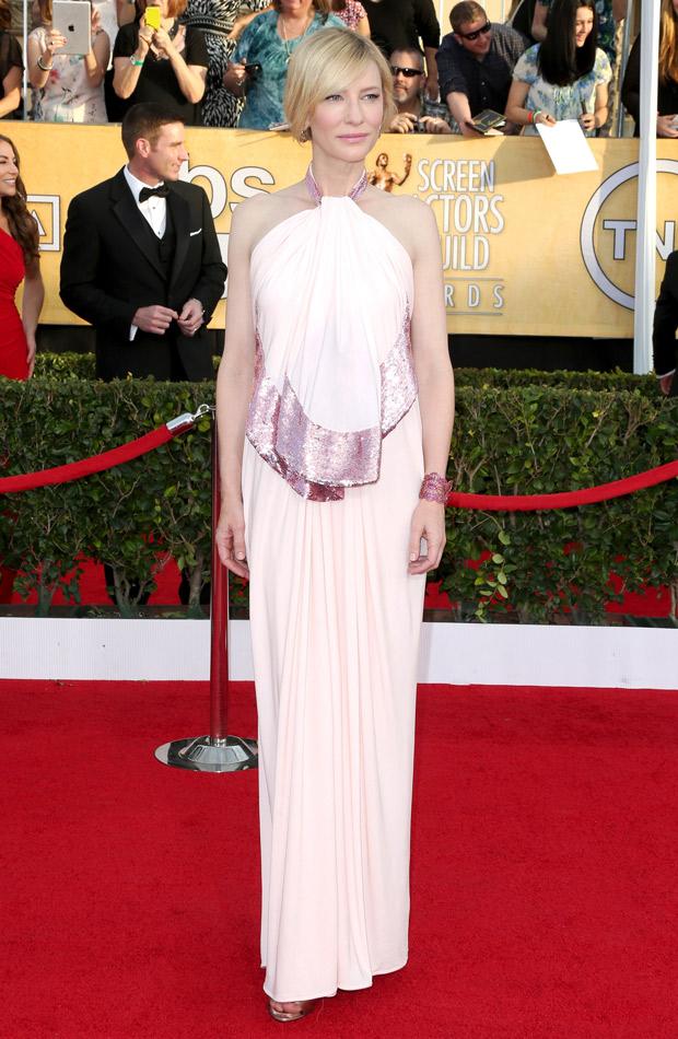Cate Blanchett Dedicates Her BAFTA Award to Philip Seymour Hoffman