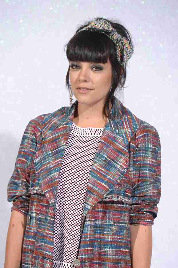 "Lily Allen's New Album Is Called ""Sheezus"" — Is She Dissing Kanye West?"