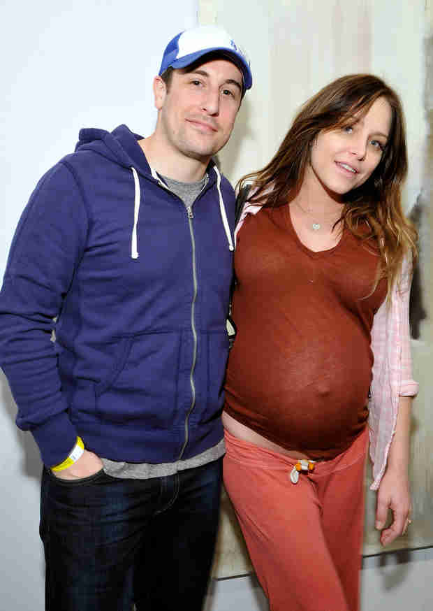 Orange Is The New Black's Jason Biggs and Wife Welcome a Baby Boy!