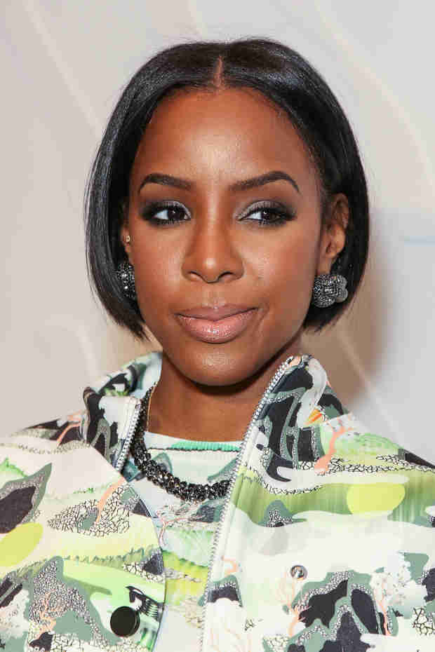 Kelly Rowland Goes Glam With Super Sleek Bob at NYFW — Hot or Not? (PHOTO)