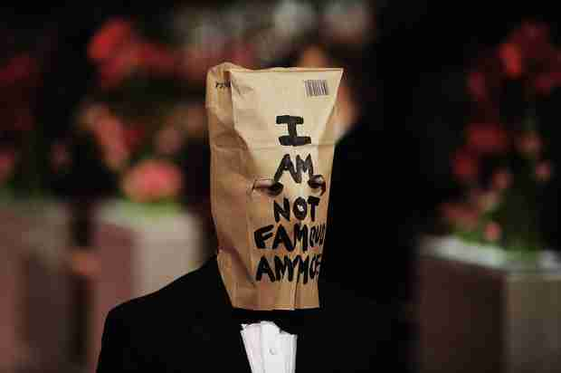 Shia LaBeouf's Strange Public Apology: #IAmSorry, a Performance Art Exhibit