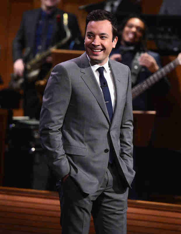 Jimmy Fallon's Tonight Show Hits New Ratings High!