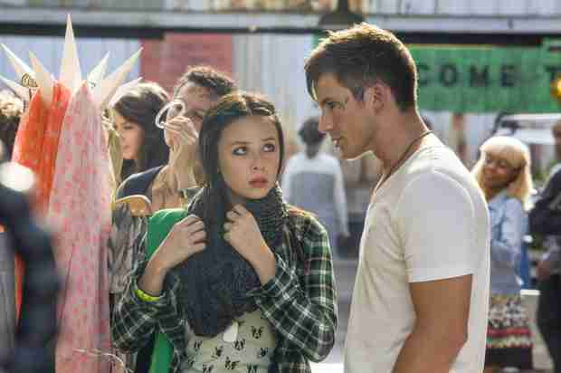 Star-Crossed Star Malese Jow on Julia Growing Closer to Roman and the Cyper's Side Effects — Exclusive