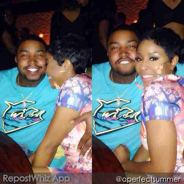 Is Lil Scrappy Already Moving on to a New Girl? (PHOTO)