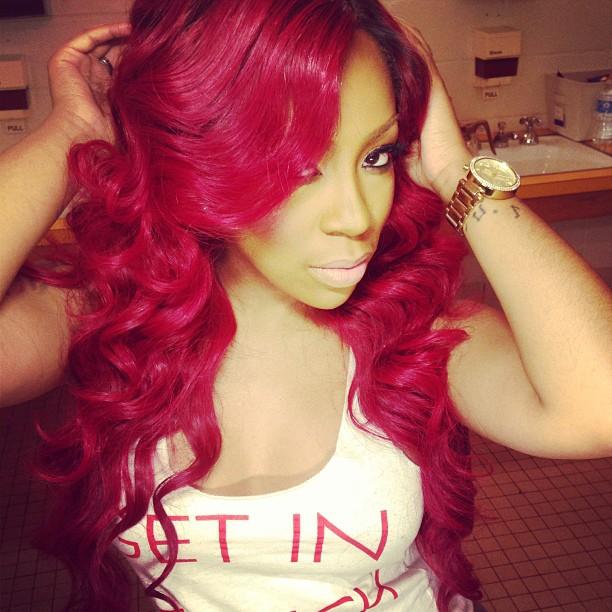 Love & Hip Hop Atlanta's K. Michelle and Tamar Braxton Beef Timeline (PHOTOS)