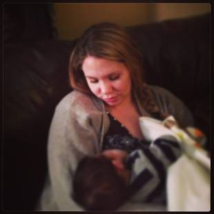 Kailyn Lowry Defends Breastfeeding Pics