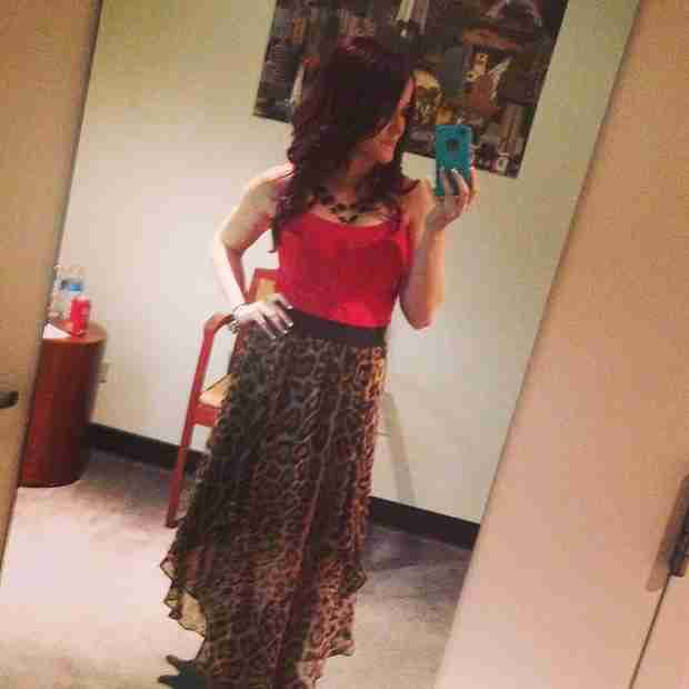 Jenelle Evans Shows Off Boho-Chic Maternity Style — Love It or Leave It? (PHOTO)