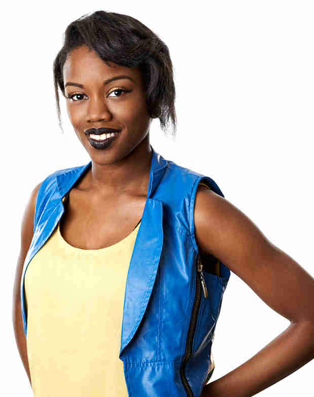 """Watch Bria Anai Sing """"Wrong Side of a Love Song"""" in American Idol 2014 Rush Week"""