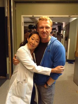 Grey's Anatomy: Sandra Oh Reveals Kevin McKidd's Emotional Reaction to Her Departure
