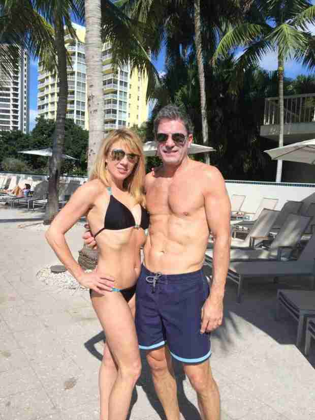 Did Ramona Singer's Husband Admit to Cheating on Camera?