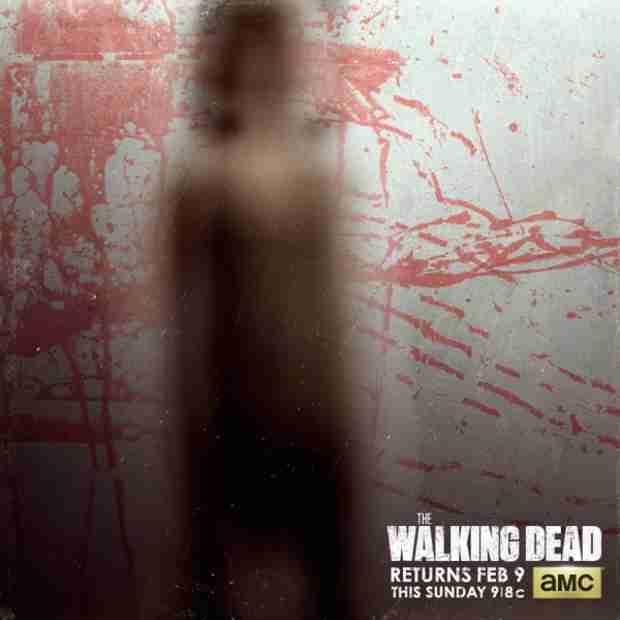 AMC Teases The Walking Dead Season 4 Return With Mystery Photo