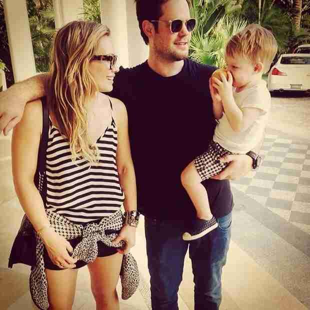 Hilary Duff and Mike Comrie Take a Family Vacation — Are They Back Together? (PHOTO)
