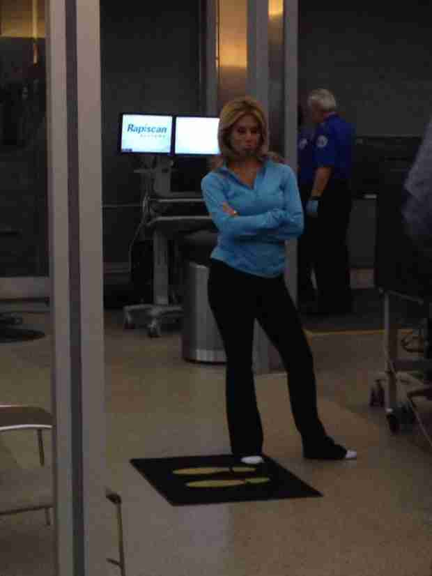 Dina Manzo Detained at Airport — What Happened?