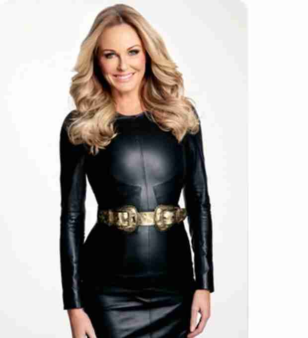 Australia's Next Top Model Judge Charlotte Dawson Found Dead