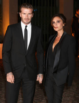 "Victoria Beckham Dishes on Her Marriage to David Beckham: ""We're Very Equal at Home"""