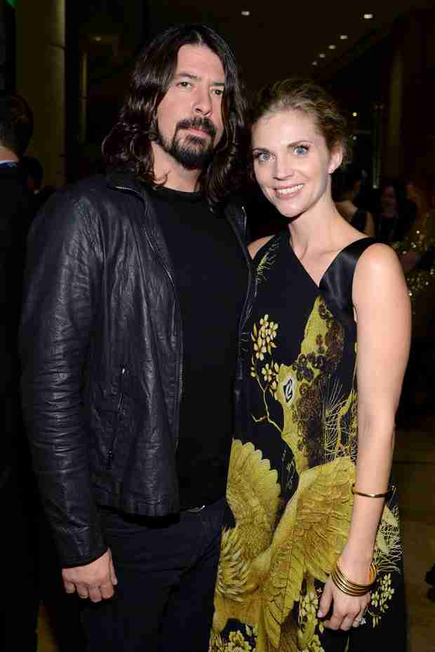 Dave Grohl and Wife Jordyn Blum Expecting Third Child! It's a…