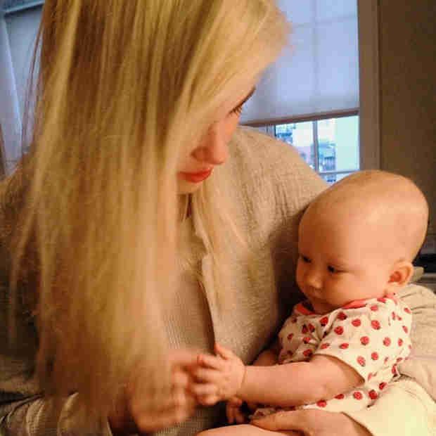 See Alec Baldwin's Baby Daughter Carmen in Sweet Selfie With Ireland (PHOTO)