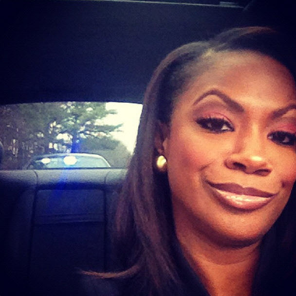 """Kandi Burruss Admits to """"Going Insane"""" During the Pillow Talk Party, Regrets It Now"""