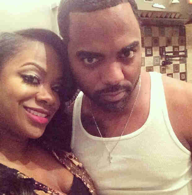 """Kandi Burruss Shares New Photo With Fiancé Todd Tucker, Calls Them """"Bonnie and Clyde"""""""