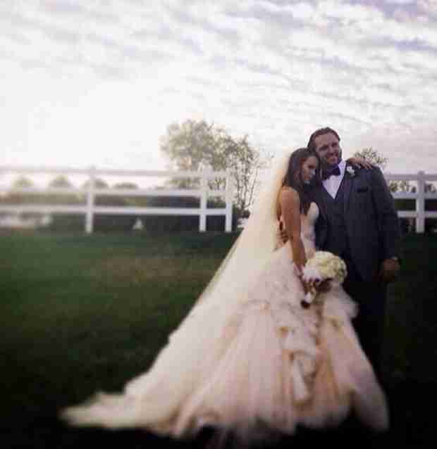 Real Housewives' Kara Keough Marries NFL Star Kyle Bosworth (PHOTO)