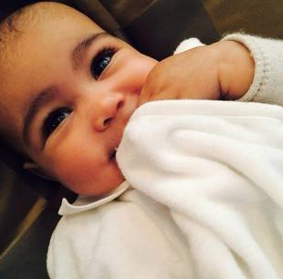 Will Baby North Join Kim Kardashian and Kanye West on Their Honeymoon?